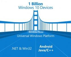 Выпущены инструменты для портирования приложений для веба, Android иiOS наWindows10