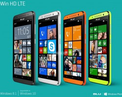 BLU Win HD LTE — первые впечатления