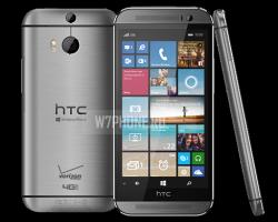 HTC One M8 for Windows остался единственным флагманским WP-смартфоном в США