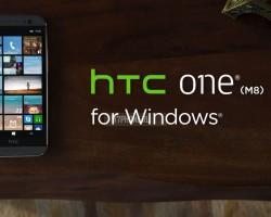 Пользователи HTC One M8 получат Windows 10