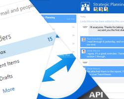 Почтовый клиент Outlook получил интеграцию с TeamViewer