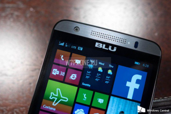 BLU Win HD LTE-5