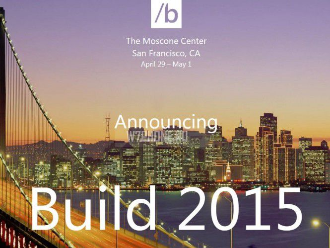 Конференция Microsoft Build 2015