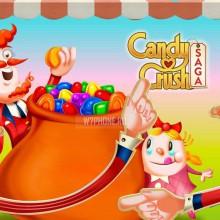 В игре Candy Crush Saga появилось 45 новых уровней