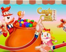 На Windows 10 вышла игра Candy Crush Saga
