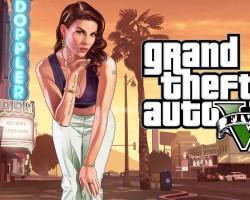 На ПК вышла игра GTA V