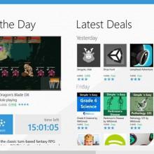Приложение myAppFree теперь доступно и на Windows 8