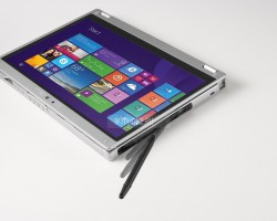 Panasonic Toughbook CF-MX4— неубиваемый гибрид планшета иноутбука