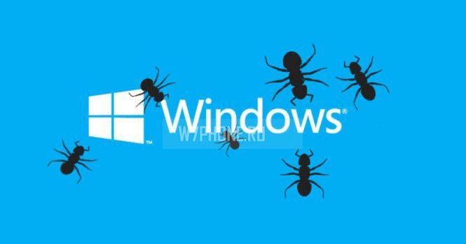 Ошибки, с которыми могут сталкиваться пользователи Windows 10 Technical Preview Build 10061