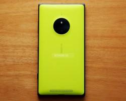 На Ebay замечен жёлтый смартфон Nokia Lumia 830
