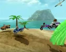 В этом месяце игра Beach Buggy Racing появится на Xbox One