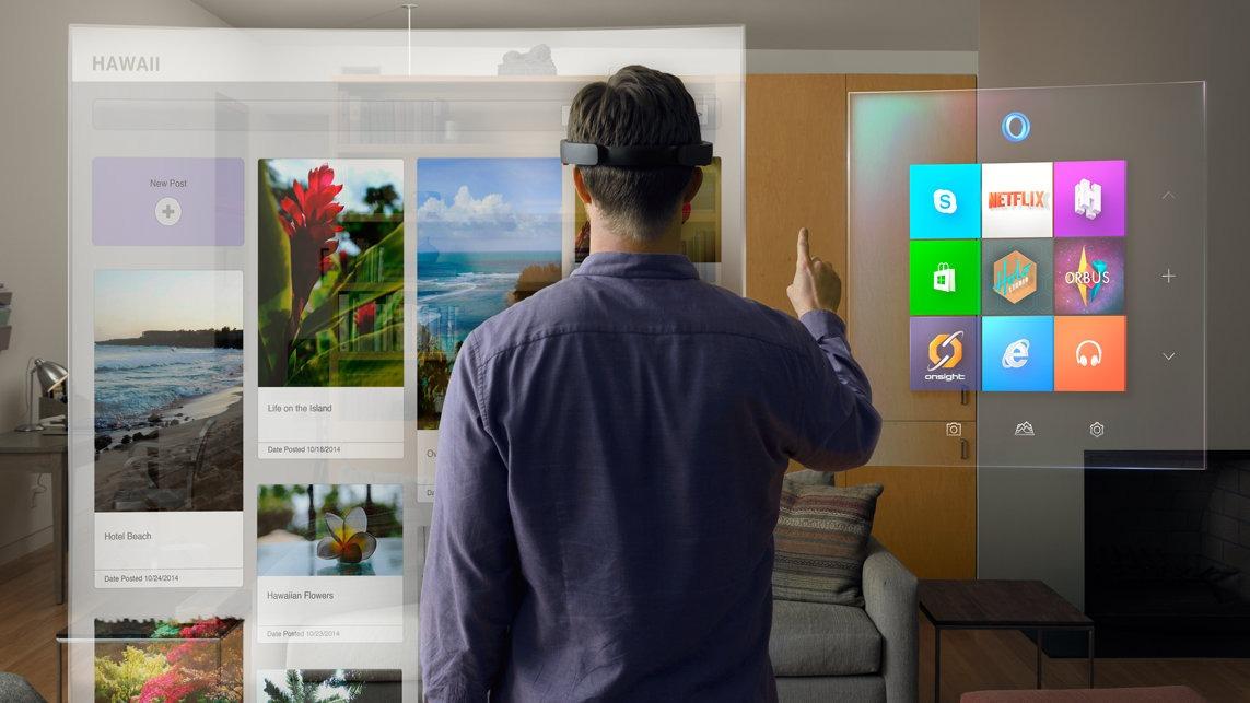 Samsung будет сотрудничать с Microsoft при разработке HoloLens