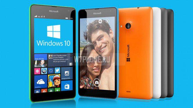 Microsoft обновила справочную документацию Windows 10 Mobile