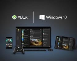 Windows 10 для Xbox выйдет после лета