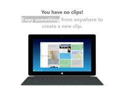 Microsoft OneClip – приложение для работы с буфером обмена (видео)