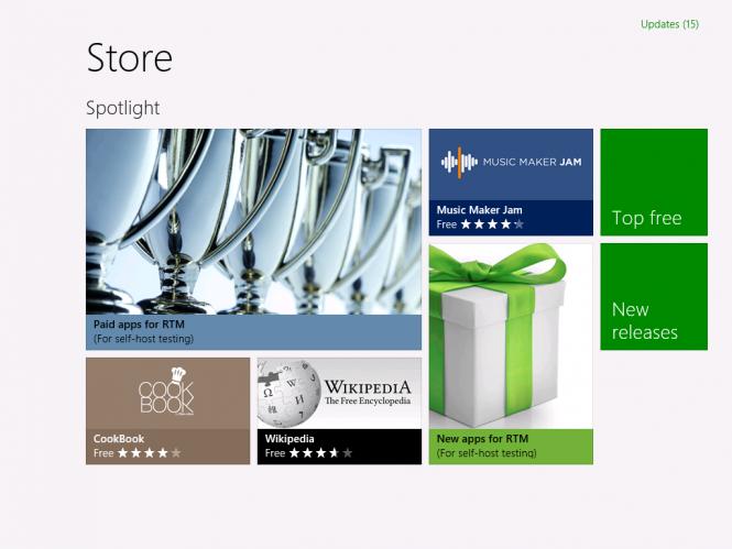 Microsoft проведёт чистку Windows Store