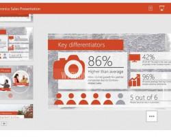 Универсальные приложения Office появятся в начале недели