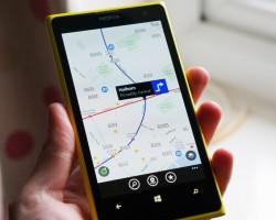 Nokia выпустила на  новую версию карт HERE «с миллионами изменений»