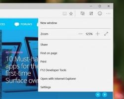 Корпоративным пользователям будет недоступен браузер Microsoft Edge