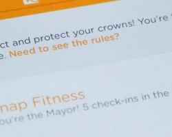 В приложение Swarm вернулось мэрство из Foursquare