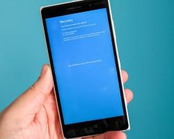 Что делать, если при обновлении до Windows 10 Mobile появился синий экран смерти?