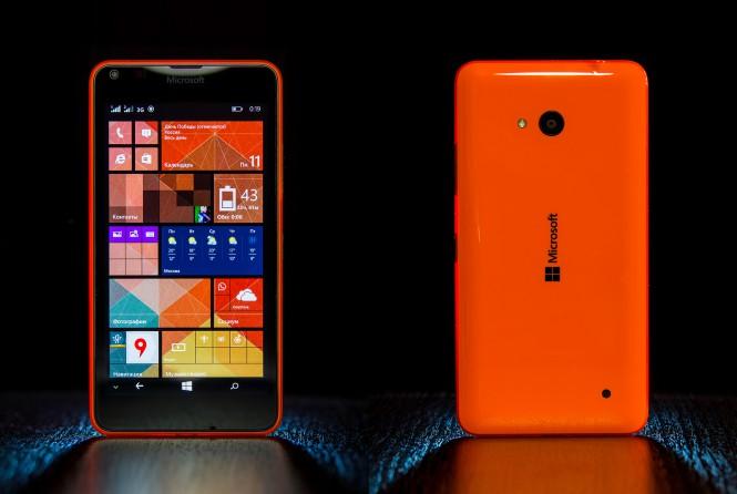 Обзор Microsoft Lumia 640 3G DS