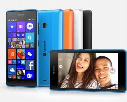 Microsoft Lumia 540 Dual SIM появился в продаже в России