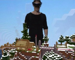 Демонстрация Minecraft через Hololens на E3 получила противоречивые отзывы