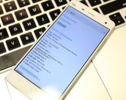 Android-смартфон Xiaomi Mi4 получил тестовую прошивку с Windows 10 Mobile