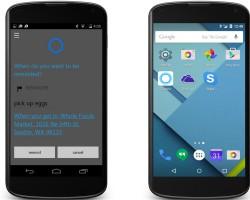 Microsoft выпустит Cortana на Android в июле