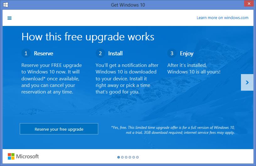 Microsoft рассказала, как получить бесплатную Windows 1