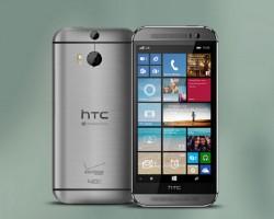 HTC One M8 от мобильного оператора AT&T получил Windows Phone 8.1 Update 2