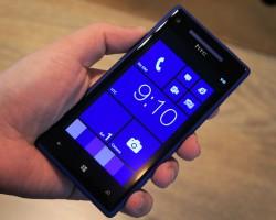Простите, владельцы HTC 8X, Windows10 Mobile— недля вас