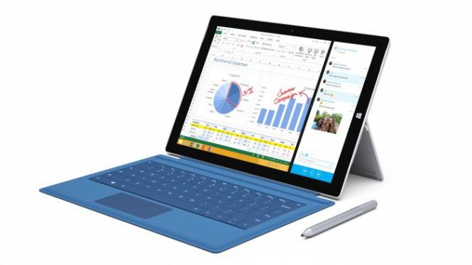 Surface Pro 3 и Surface 3 получили обновление прошивки