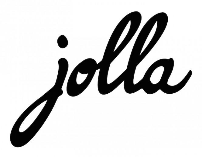 Логотип Jolla