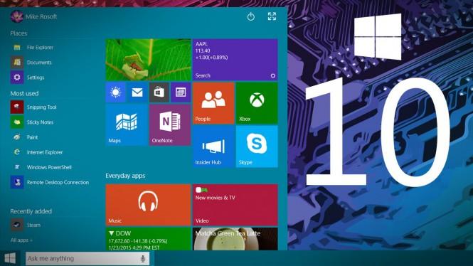В приложениях Windows 10 появится код для блокировки вредоносных скриптов