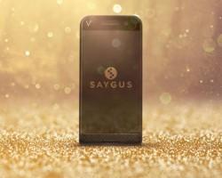 Смартфон с 464 ГБ памяти Saygus V Squared