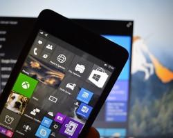 На этой неделе может появиться еще одна сборка Windows 10 TP для смартфонов