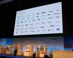 Компания HTC стала одним из партнёров Microsoft по Windows 10