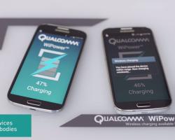 Компания Qualcomm разработала беспроводную зарядку для устройств с металлическими корпусами