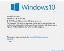 У Microsoft готовы RTM-версии Windows 10