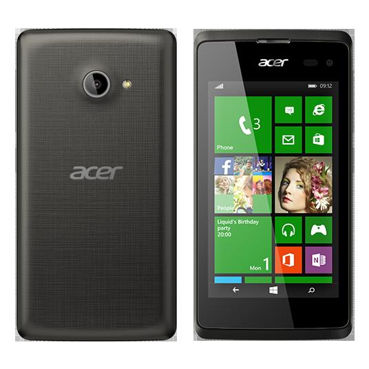 Windows-смартфон Acer Liquid M220