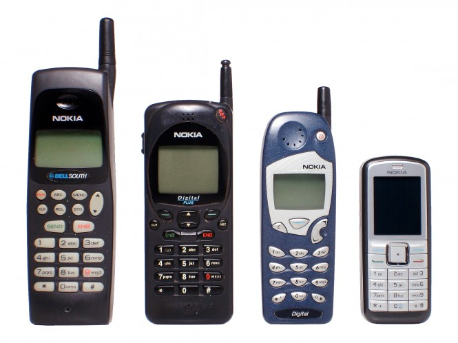 Nokia ищет партнёров для производства и продажи мобильных телефонов