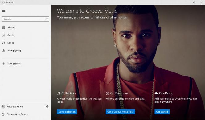 Microsoft упразднила Xbox Music, встречайте Groove Music
