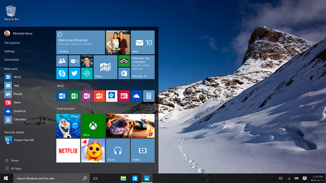 На сайте Microsoft появился ISO-файл для «чистой» установки Windows 10