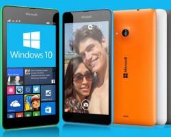 Windows 10 Mobile build 10536 выйдет в пятницу
