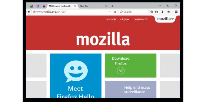 Windows10-firefox
