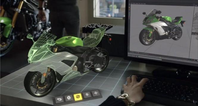 Microsoft выдаст гранты на исследование возможностей HoloLens