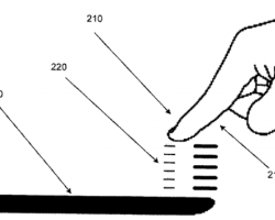 Смартфоны Microsoft смогут определять, под каким углом к экрану вы держите палец