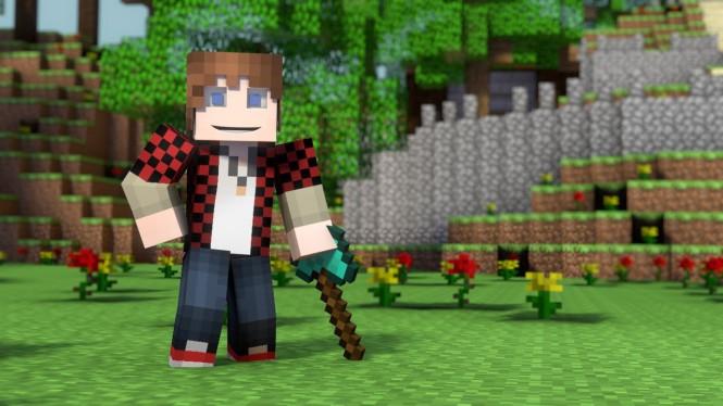 Minecraft для Xbox получила крупное обновление